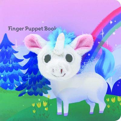 Baby Unicorn (Little Finger Puppet)
