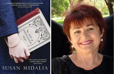 Susan Midalia in conversation, Tuesday 12th June 6.15pm for 6.30pm