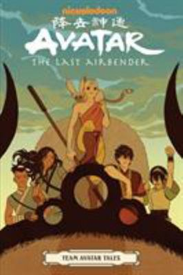 Avatar, The Last Airbender - Team Avatar Tales