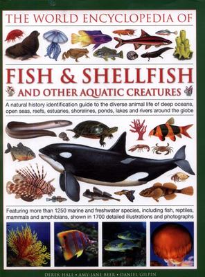 lllustrated Encyclopedia of Fish & Shellfish of the World