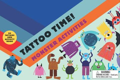 Tatto Time! Monster Activities