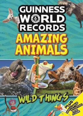 Guinness World Records 2019: Amazing Animals: Wild Things