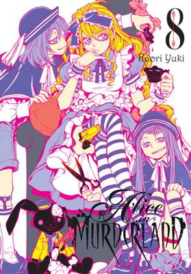 Alice in Murderland, Vol. 8