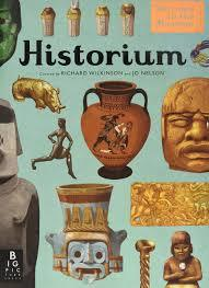 Historium Welcome to the Museum (Stickered Stock)