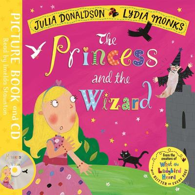 The Princess and the Wizard (Book and CD)