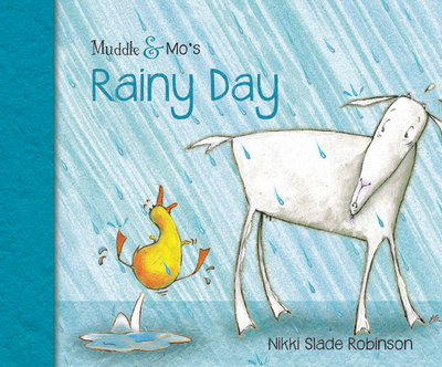 Muddle & Mo's Rainy Day (Pbk)