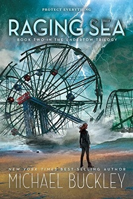 Undertow Book 2: Raging Sea