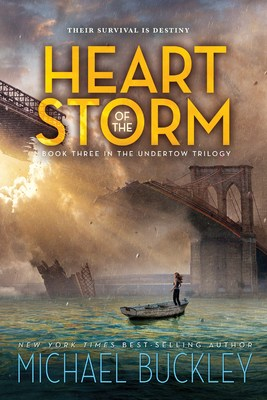 Heart of the StormUndertow Trilogy