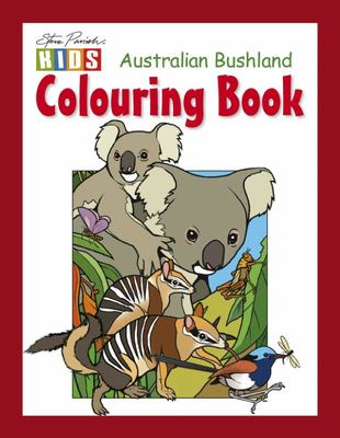 Bushland Colouring Book
