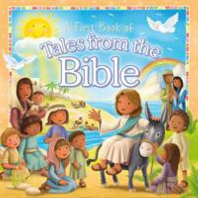 First Book of Bible Stories for Children (Board Book)