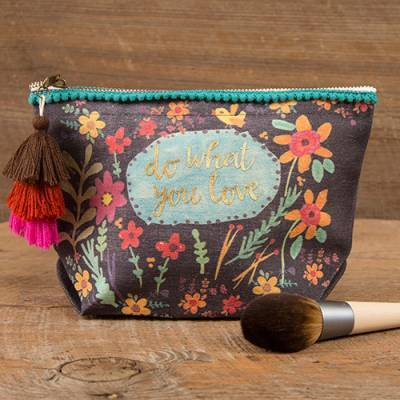 Canvas Pouch Do What You Love