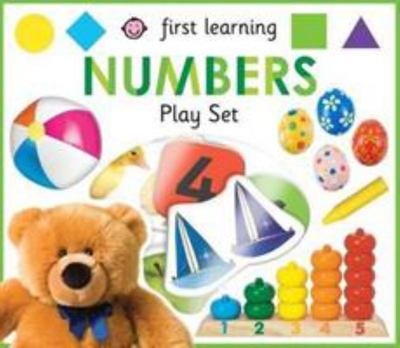 Numbers (First Learning Play Sets)