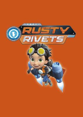 Rusty Rivets - Turbo Mode Sticker Activity