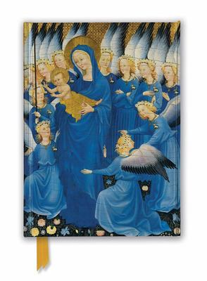 National Gallery: Wilton Diptych (Foiled Journal)