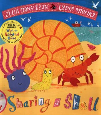 Sharing a Shell (Book and CD)