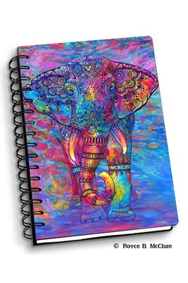 Notebooks Bohemian Elephant