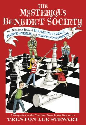 Mr Benedict's Book of Perplexing Puzzles Elusive Enigmas and Curious Conundrums