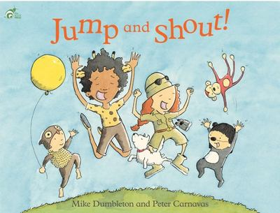 Jump and Shout - Paperback