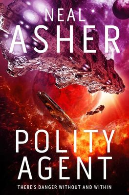 Polity Agent (Agent Cormac #4)