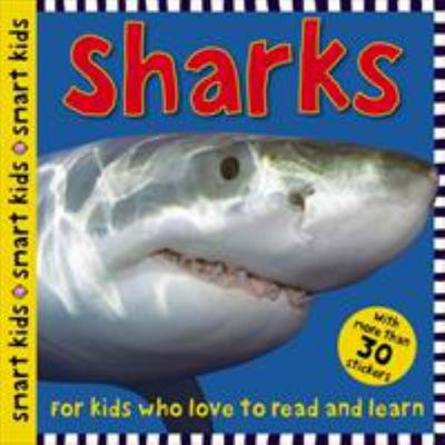 Sharks (Smart Kids Sticker Book)