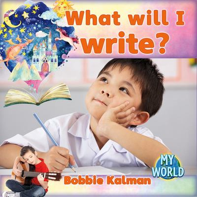 What Will I Write?