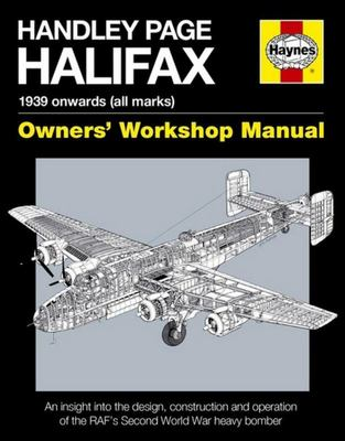 Handley Page Halifax - 1939-52 Onwards (All Marks)