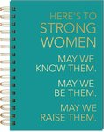Lady Jayne: Spiral Bound Notebook – Strong Women