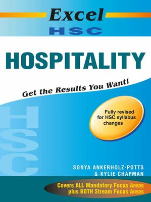 Year 12 HSC Hospitality Study Guide