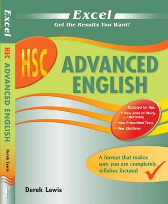 Year 12 HSC Advanced English Study Guide OLD EDITION