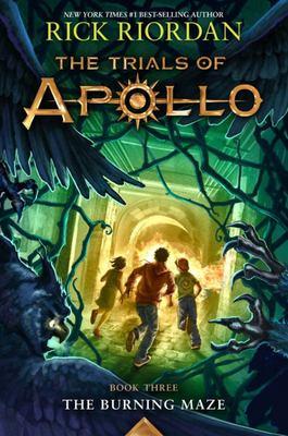 The Burning Maze: (The Trials of Apollo #3)