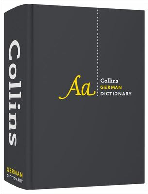 Collins German Dictionary Complete and Unabridged Edition - 500,000 Translations