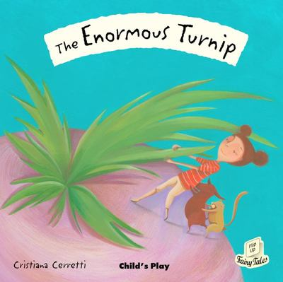 The Enormous Turnip (Lift the Flap)