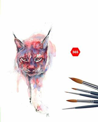 A Watercolour a Day365 Tips and Ideas for Improving Your Skills and Creativity