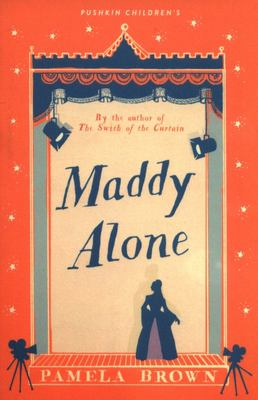 Maddy Alone (Blue Door #2)