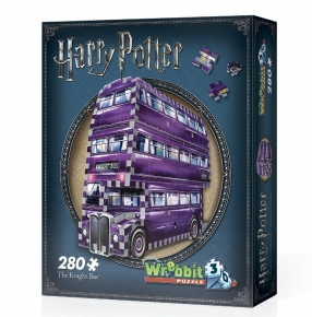 Knight Bus (Harry Potter 3D Puzzle)