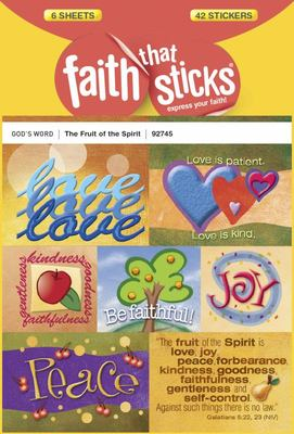 Stickers The Fruit of the Spirit