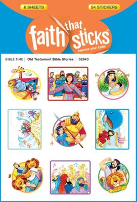 Stickers Old Testament Bible Stories