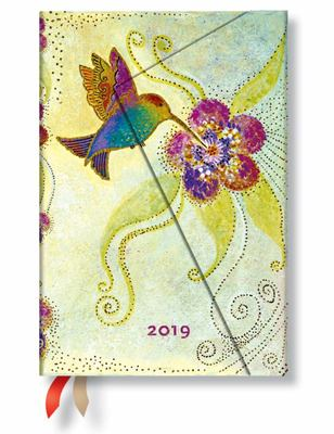 2019 Hummingbird Mini Verso Week-at-a-time diary