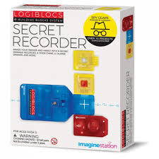 Logiblocs: Secret Recorder