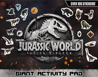 Jurassic World 2 - Fallen Kingdom Giant Activity Pad