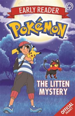 The Litten Mystery (Pokemon Early Reader #6)