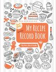 My Recipes Record Book (Spiral-bound)