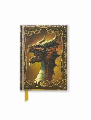 Beyit Red Dragon (Foiled Pocket Journal)