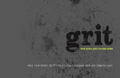Grit for Boys and Young Men