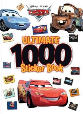 Disney Pixar Cars: Ultimate 1000 sticker book