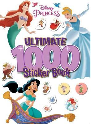 Disney Princess - Ultimate 1000 Sticker Book