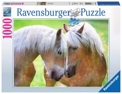 Ravensburger: A Moment Together Horses Puzzle 1000pc