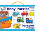 Ravensburger: Baby Puzzle Transport 2pcs