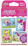 Sensational Sequins Fairies and Unicorns GN4117