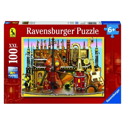 Ravensburger: Music Castle 100pc Puzzle